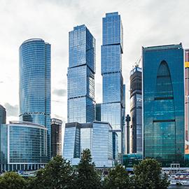 Комплекс «Москва Сити»