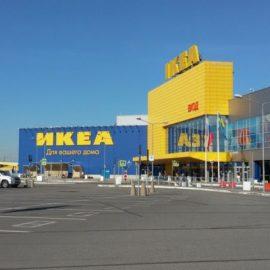Торговый Центр МЕГА-Дыбенко