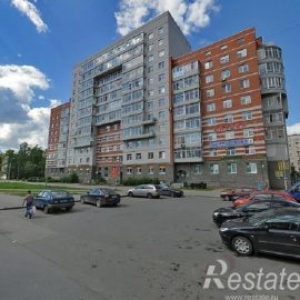 Многоквартирный жилой дом на Народной ул.